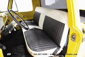 1962 Ford F-100 Pickup Truck | Classic Car Studio Cerullo Seats Chevrolet Truck Front 3point Seat Belts For Bench Morris Classic Console Shorty Custom Car Best The Easy Rider Truck Bench Upholstery 1953 Etsy 1966 C10 Studio Chevrolet Chevy C10 Custom Pickup American Truckamerican 1949 Pickup Built By Dp Updates Trick60 1960 Plus On Twitter Tmis Reveal Of Classic Interior Inside Cabin Stock Photo Edit Now 633644693