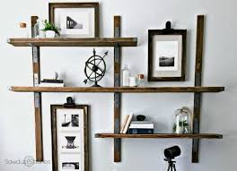 Fashionable Inspiration Rustic Industrial Shelving Brilliant Decoration Simpson Strong Tie Wall Mounted Shelves Sawdust 2 Stitches