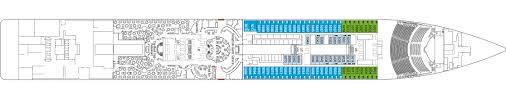 Disney Fantasy Deck Plan 11 by Msc Divina Cruise Ship Msc Cruises