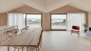 100 Rural Design Homes Studio Holmberg Designs Pineclad Holiday Home On Swedish Island
