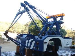 TOW TRUCK BED Body Dual Boom/ Winch - $1650