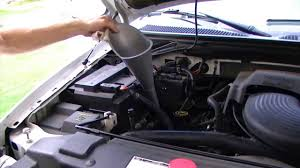 100 Ford Truck Transmissions How To Check Transmission Fluid 2001 F150 YouTube