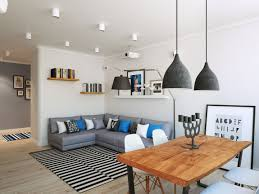 Grey And Taupe Living Room Ideas by Going Scandinavian In Style Space Savvy Apartment In Moscow