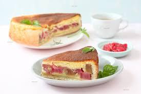 der köstliche rahmkuchen mit rhabarber mein dolcevita de