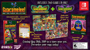 Guacamelee! One-Two Punch Collection | Nintendo Switch | GameStop
