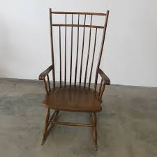 Ethan Allen Shaker Wood Spindle Back Rocking Chair | EBay Calabash Wood Rocking Chair No 467srta Dixie Seating Vintage Ercol Style Spindle Back Ding Chairs In Black Fniture Replacement Rockers For Shenandoah Valley Rocking Chair With Two Rows Of Spindles On Back Magnolia Home Shop Windsor Arrow Country Free Shipping Inoutdoor White Set The 3pc Linville Assembled Rockersdirectcom 19th Century 564003 Sellingantiquescouk Antique Birchard Hayes Company Inc Of 4 Rush Seat Lancashire Antiques Atlas