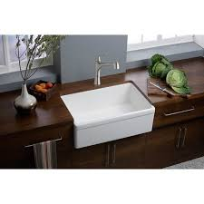 Kohler Strive Sink 29 by 29 Inch Undermount Sink Wayfair