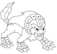 Pokemon Coloring Pages Legendaries Printables
