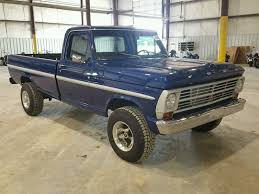 F10YCC01954 | 1969 BLUE FORD F100 On Sale In KY - LEXINGTON WEST ...