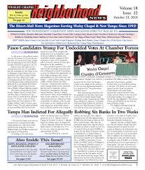 Daves Pumpkin Patch Tampa by 22 10 Wcnn 1 36 Web By Neighborhood News Issuu