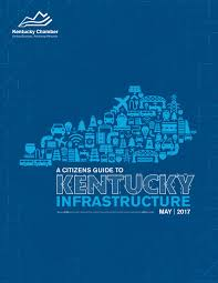 Ky Revenue Cabinet Collections by A Citizen U0027s Guide To Kentucky Infrastructure May 2017 By Sarah