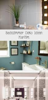 badezimmer deko maritim