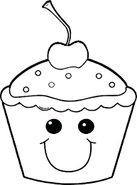 Coloring Page Porcupine Baby Cup Cake Pages 1 Sheets Value Puffer Fish Colo