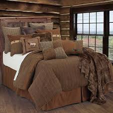 Amazing Rustic Comforters For Cabins 31 On Black And White Duvet