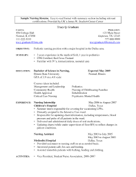 Hospice Nursing Resume Examples Best Of Rn Free Nurse Sample Cover Letter