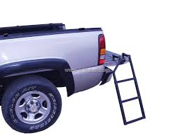 Pick Up Truck Tailgate Step And Ladder - Buy Truck Ladder,Truck Tailgate  Ladder,Truck Step Product On Alibaba.com