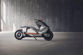 12 Bmw Motorrad Concept Link Electric Scooter