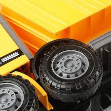 100 Kids Dump Truck Simulation Beach Transport Toy Car Big Friction Power Construction Car Model Toy Gift Birthday Gift Toy