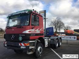100 German Trucks MERCEDESBENZ Actros 3346 6x6 Full Steel Truck EPS 3