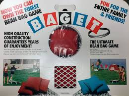 Original Baget Bean Bag Game