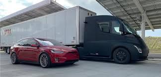 Tesla Semi - Electrek
