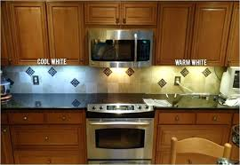 kitchen cabinet counter led lighting cupboard light wiring