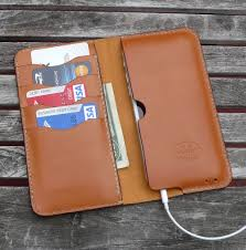 Buy a Custom Garny №75 Iphone 6 Leather Wallet Whiskey Color
