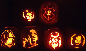Nerdy Pumpkin Carving by Pumpkin Madness Hogwarts Style By Johwee On Deviantart