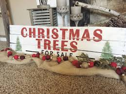 Silo Christmas Tree Farm For Sale by Fixer Upper Joanna Gaines Inspired Christmas Sign Farmhouse