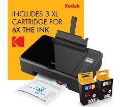 VERITE 65 Mega Plus Wireless Inkjet Printer Kodak Verite 5 Colour XL Ink Cartridge