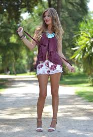 Latest Summer Clothes Floral For Juniors Ideas And Accessories