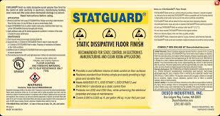 statguard flooring floor care maintenance