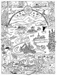 Intricate Coloring Pages For Adults AZ