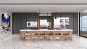 100 Modern Minimalist Decor This Industrial Kitchen Design Concept Pairs