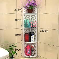 alle größen badezimmer aufbewahrung regale toilettenartikel