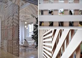 Richard Shed Meetingspace Yatzer Timber Partition