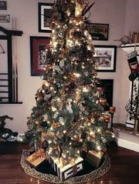 Fred Meyer Christmas Tree Stand by Jungle Themed Christmas Tree Christmas Trees Pinterest