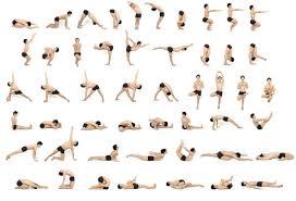 Printable Beginner Yoga Poses Chart Baotinforum