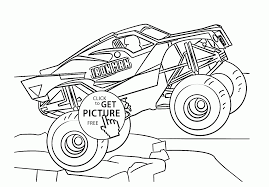 Monster Truck Coloring Pages - Batman Monster Truck Coloring Pages ... Coloring Pages Monster Trucks With Drawing Truck Printable For Kids Adult Free Chevy Wistfulme Jam To Print Grave Digger Wonmate Of Uncategorized Bigfoot Coloring Page Terminator From Show For Kids Blaze Darington 6 My Favorite 3