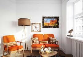 die wandfarbe orange lebefarbe