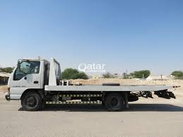 ISUZU NPR BREAK DOWN TRUCK FOR SALE | Qatar Living