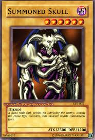 yugioh fiend deck 2008 summoned skull sye 005 non holo at yu gi oh cards net