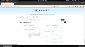 Cara Install Lamp Ubuntu 1404 by How To Install Joomla On Ubuntu 14 04