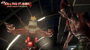 Killing Floor Fleshpound Voice by Kill Zombies In Space With Killing Floor U0027s Twisted Christmas Iii