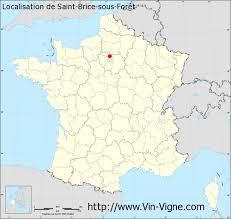 ville de brice sous forêt 95350 informations viticoles