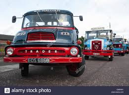 100 Atkinson Trucks Line Of Vintage Malcolm Group Trucks Lead By A Thames Trader