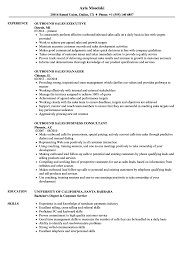 Download Outbound Sales Resume Sample As Image File