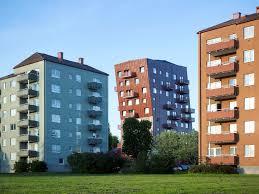 100 Apartments In Gothenburg Sweden Architecture In