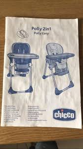 Chico Polly 2 In 1 Easy High Chair In TW6 Hillingdon For £60.00 For ... Chicco High Chair Itructions Amazoncom Quickseat Hookon Graphite Baby S Sizg Polly Magic Highchair Seat Cover Green Caddy Hook On Papyrus Chicco High Chair Cover Ucuzbiletclub Peg Perego Prima Pappa Zero 3 Youtube 2 In 1 Adjustable Highchair With Itructions Great Eletta Comfort Pocket Lunch Jade Portable Teds Lobster Clip