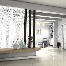room dividers floor to ceiling contemporary divider screen fabric